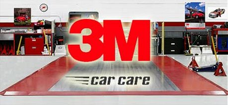 3M Car Care products that the professionals prefer for paintwork, wheels & tyres, Glass and interiors.