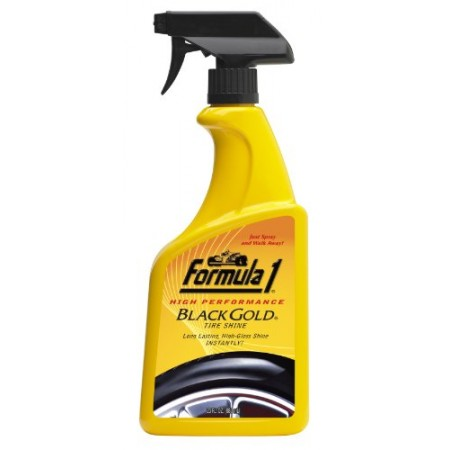 Formula 1 Black Gold Tire Shine 23oz