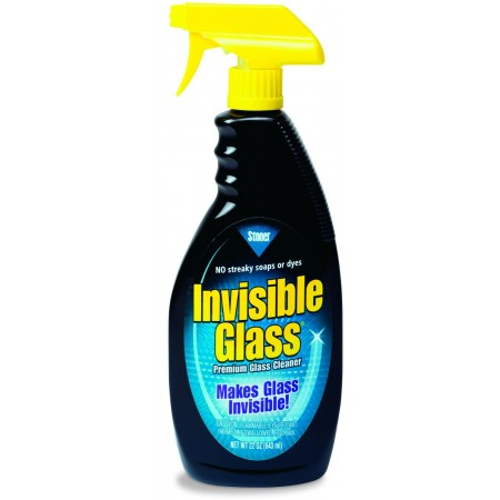 Invisible Glass 92164 Premium Glass Cleaner for Window, Windscreen and Mirrors