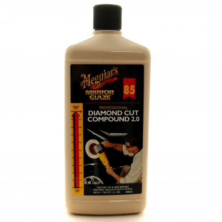 Meguiars 85 Diamond Cut Compound 946ml