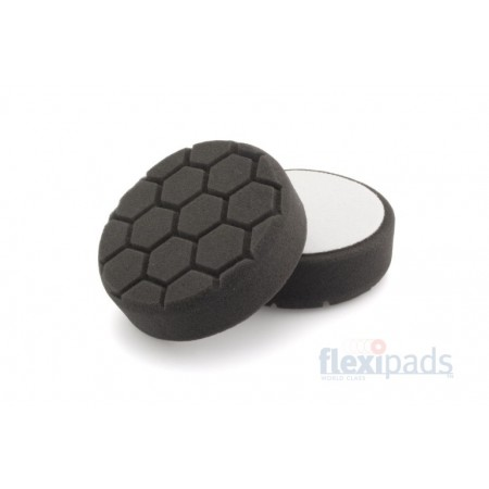 Hexagon Black Flexipads Finished Pads