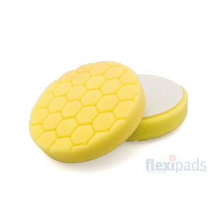 "5.5"" PRO-Detail YELLOW Heavy Cut/Compounding Pad"