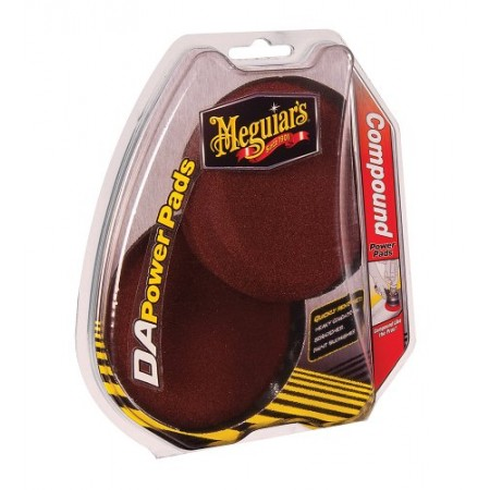 Meguiars DA Compound Power Pack