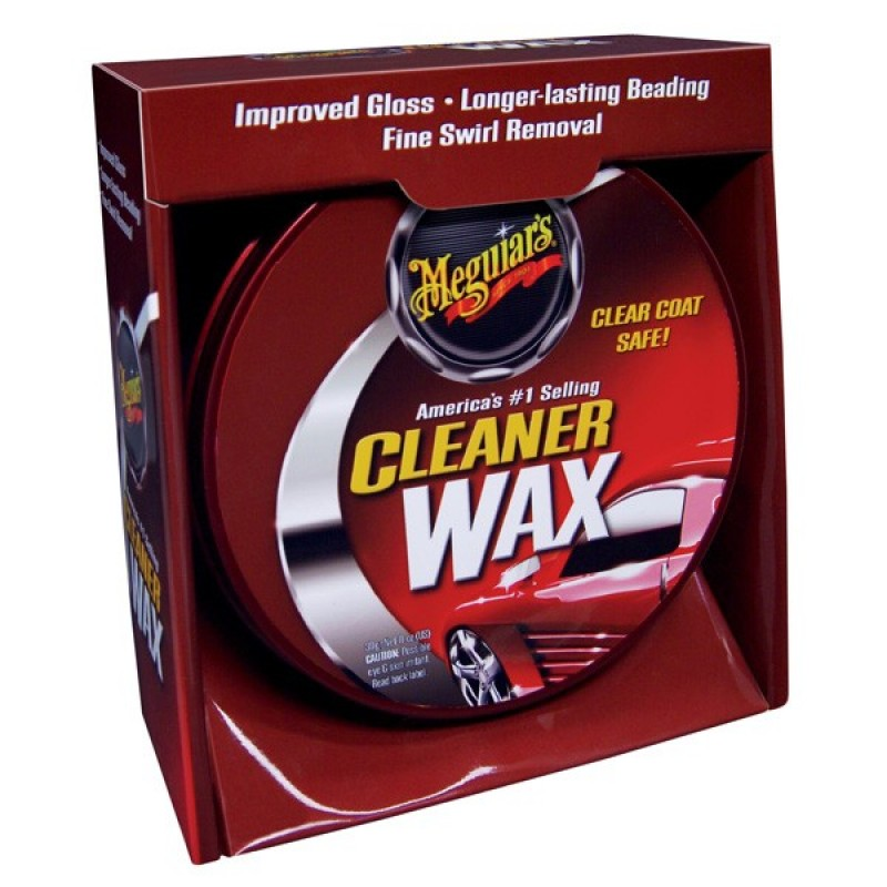 Car Polish | Meguiar's Cleaner Wax - Paste