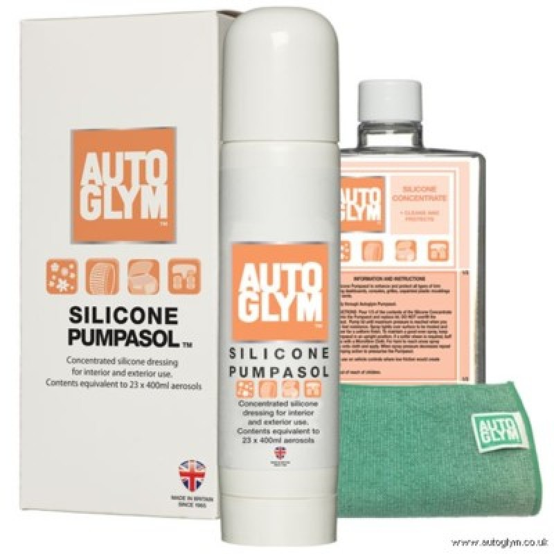 car polish autoglym silcone pumpasol. Black Bedroom Furniture Sets. Home Design Ideas