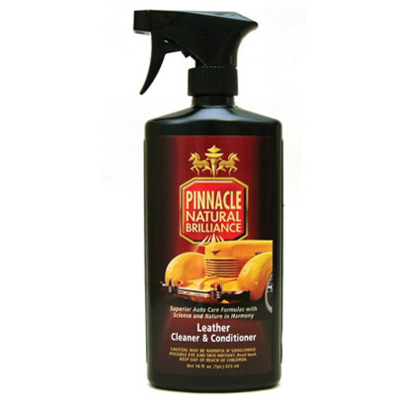 Pinnacle Leather Cleaner & Conditioner