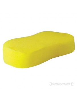Multipurpose sponge ideal for cleaning all types of vehicles. Vacuum packed, expands to full size when opened.