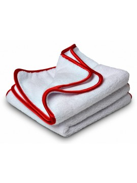 Flexipads White Wonder Buff Towels (2 Pack)