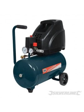Oil-Free Air Compressor 24Ltr