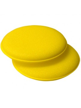 Wax Applicator Pads (2 Pack) Yellow