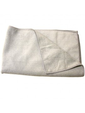 "Heavy Duty Grey Microfibre 16"" X 26"""