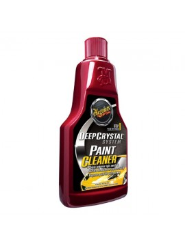 Meguiars Deep Crystal Paint Cleaner Step 1