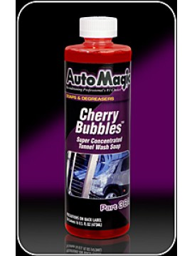 AutoMagic Cherry Bubbles car shampoo