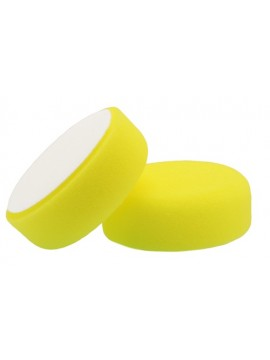FLEXIPADS 80 mm Finishing Spot Pad (Yellow) (Flexipads)