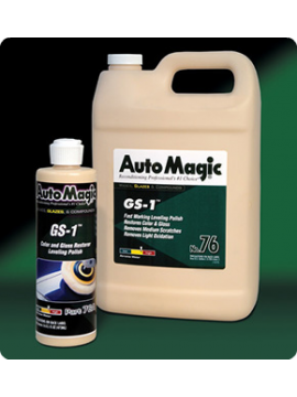 Auto Magic GS-1 Color and Gloss Restorer Leveling Polish