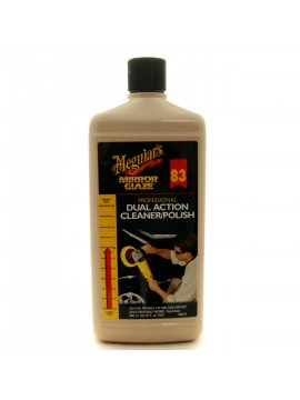 Meguiars 83 Dual Action Cleaner/Polish 946ml