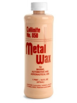 Collinite 850 Liquid Metal wax 16oz