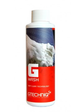 Gtechniq G Wash car shampoo Deep Clean Technology