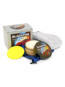 Blackfire Midnight Sun Ivory Carnauba Paste Wax