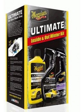 Meguiars Ultimate Inside & Out Winter Kit