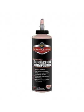 Meguiars DA Microfibre Correction Compound - 473ml