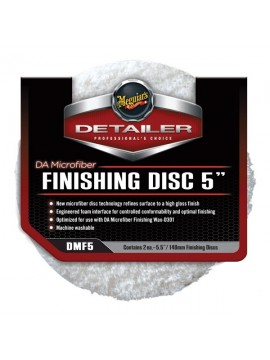 "Meguiars 5"" DA Microfibre Finishing Disc - 2 Pack"