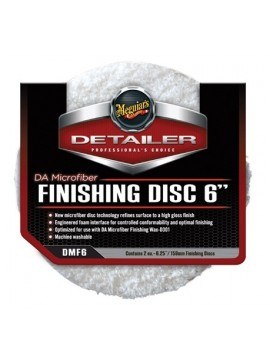 Meguiars DA Microfibre Finishing Disc - 6 Inch