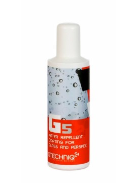 G5 Water Repllent Coating for Glass and Perspex