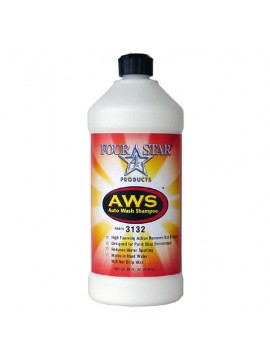 Four Star Vehicle Pro and OEM Auto Wash Shampoo (AWS)