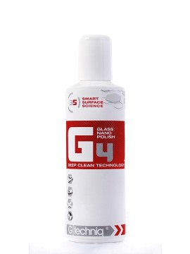 GTechniq G4 Glass Nano Polish 100ml