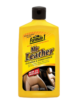 Formula 1 Mr Leather Cleaner & Conditioner 8oz