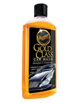 Meguiars Gold Class Shampoo & Conditioner  473ml