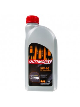 Ultimo GT 2000 (5W-40) 1 Litre