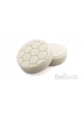 Hexagon white Flexipads Polishing Pads