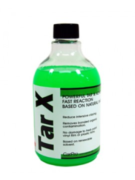 CarPro Tar X Powerful Tar & Adhesive Remover 500ml