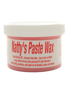 Poorboy's World Natty's Paste Wax (Red)