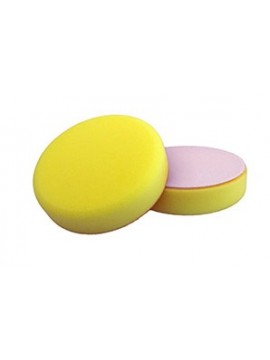 "135mm (5"") YELLOW Velcro Finishing Pad"