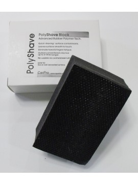 CarPro PolyShave Decon Block