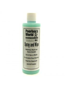 Poorboys Spray and Wipe (Poorboys)