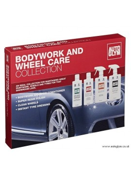 AutoGlym The Collection – Bodywork and Wheels
