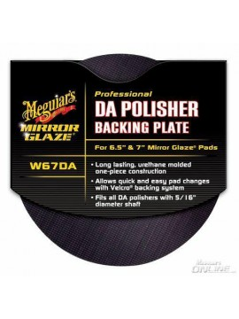 Meguiars Mirror Glaze Professional DA Polisher Backing Plate