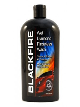 Blackfire Wet Diamond Rinseless Wash